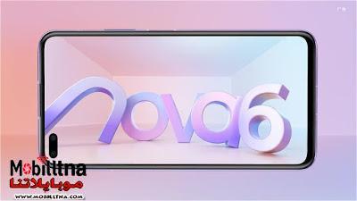 Photo of سعر ومواصفات هواوى نوفا 6 Huawei Nova 6 مميزات وعيوب