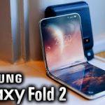 سعر ومواصفات سامسونج جلاكسى فولد 2 samsung galaxy fold 2 مميزات وعيوب