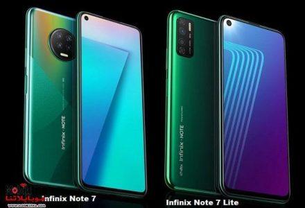 Photo of Infinix أعلنت رسمياً عن هواتفها الجديدة Infinix Note 7 و Note 7 Lite