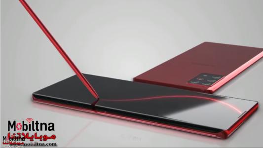 Photo of قلم stylus الجديد من سامسونج يدعم العمل كمؤشر في هواتف Galaxy Note20