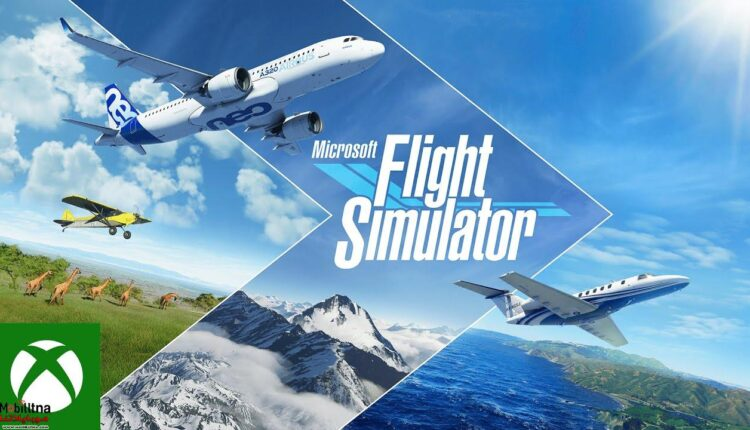 Flight Simulator 2021