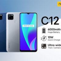 سعر ومواصفات ريلمى سى 12 Realme c12 مميزات وعيوب ريلمى c12